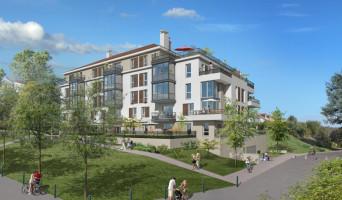 Cergy programme immobilier neuve « Belvédère »