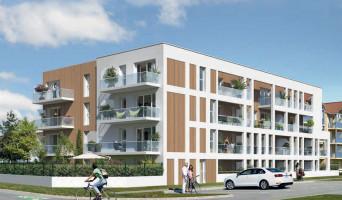 Cucq programme immobilier neuve « Les Grandes Marées »