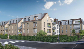 Bailleul programme immobilier neuve « La Van Belle »