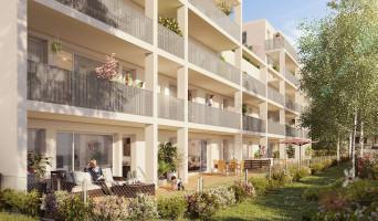 Vaulx-en-Velin programme immobilier neuve « Sat'In » en Loi Pinel
