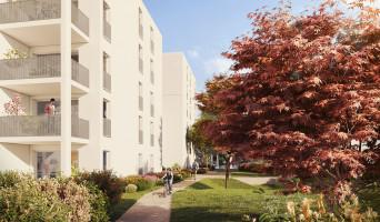 Vaulx-en-Velin programme immobilier neuve « Sat'In » en Loi Pinel  (2)