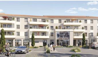 Châteaurenard programme immobilier neuve « L'Aubier de Tilia »  (2)