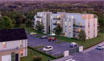 Saran programme immobilier neuve « Côté Jardin »