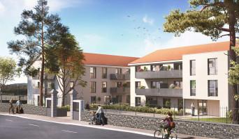 Pont-Évêque programme immobilier neuve « Le Clos Sibille »