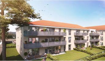 Pont-Évêque programme immobilier neuve « Le Clos Sibille »  (2)