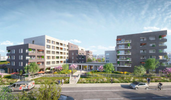 Lille programme immobilier neuf « Villa Ulma »