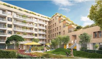 Bordeaux programme immobilier neuve « Belvédère - Bordoscena » en Loi Pinel  (2)