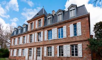 Pin-Balma programme immobilier à rénover « Château du Pin » en Déficit Foncier