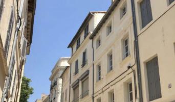 Avignon programme immobilier à rénover « 20-22 rue Carnot » en Loi Malraux  (2)