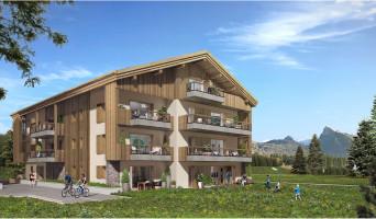 Samoëns programme immobilier neuve « Le 7 »
