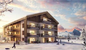 Samoëns programme immobilier neuve « Le 7 »  (2)