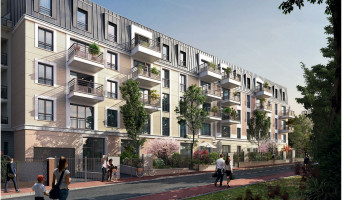 Viroflay programme immobilier rénové « Villa Gaia » en loi pinel