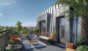 Viroflay programme immobilier neuve « Villa Gaia » en Loi Pinel  (2)