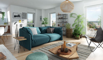 Viroflay programme immobilier neuve « Villa Gaia » en Loi Pinel  (4)