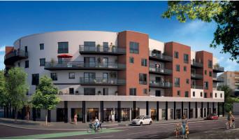 Toulouse programme immobilier rénové « Les Terrasses de Gonin » en loi pinel