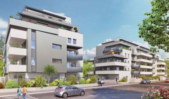Le Pont-de-Claix programme immobilier neuve « New Air »