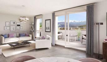 Le Pont-de-Claix programme immobilier neuve « New Air »  (2)