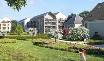 Chessy programme immobilier neuve « La Ferme de Chessy »  (2)