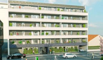 Joué-lès-Tours programme immobilier neuve « Villa Jocari » en Loi Pinel