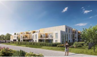 Agde programme immobilier rénové « Air Marin » en loi pinel