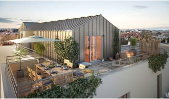 Marcq-en-Barœul programme immobilier neuf « Elégance » en Loi Pinel