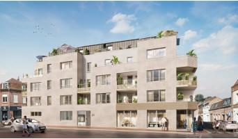 Marcq-en-Barœul programme immobilier neuve « Elégance » en Loi Pinel  (2)
