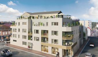 Marcq-en-Barœul programme immobilier neuve « Elégance » en Loi Pinel  (3)
