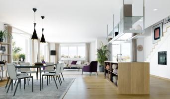 Marcq-en-Barœul programme immobilier neuve « Elégance » en Loi Pinel  (4)
