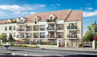Lamorlaye programme immobilier rénové « Villarmonie » en loi pinel
