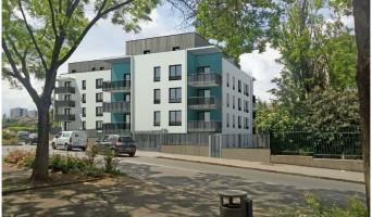 Vénissieux programme immobilier neuve « Alfa » en Loi Pinel  (2)