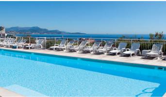 Villeneuve-Loubet programme immobilier rénové « Sea Side Park »