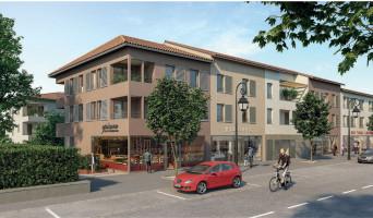 Chaponost programme immobilier rénové « Le Clos Pradel » en loi pinel
