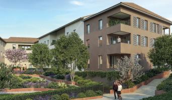 Chaponost programme immobilier neuve « Le Clos Pradel » en Loi Pinel  (2)