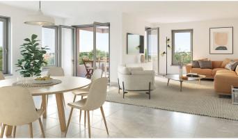 Chaponost programme immobilier neuve « Le Clos Pradel » en Loi Pinel  (3)
