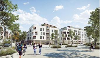 Brignais programme immobilier neuve « Sunlodge » en Loi Pinel