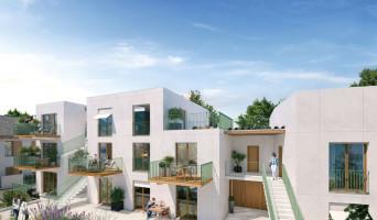 Rungis programme immobilier neuf « Les Nouveaux Jardins - Maisons et Appartements