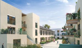 Rungis programme immobilier neuve « Les Nouveaux Jardins - Maisons et Appartements » en Loi Pinel  (4)