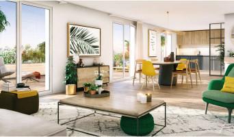 Rungis programme immobilier neuve « Les Nouveaux Jardins - Maisons et Appartements » en Loi Pinel  (5)