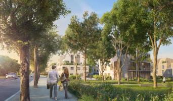 Rungis programme immobilier neuf « Les Nouveaux Jardins - Chemin des Fermes