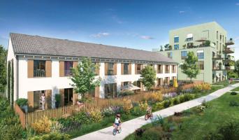 Rungis programme immobilier neuve « Les Nouveaux Jardins - Chemin des Fermes » en Loi Pinel  (2)