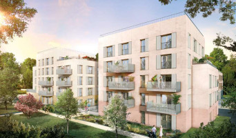 Rungis programme immobilier neuve « Les Nouveaux Jardins - Chemin des Fermes » en Loi Pinel  (3)