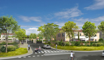 Pertuis programme immobilier neuve « Luberance »  (2)