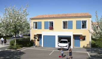 Pertuis programme immobilier neuve « Luberance »  (5)