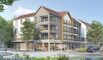 Compiègne programme immobilier neuve « Le Domaine d'Eugénie »