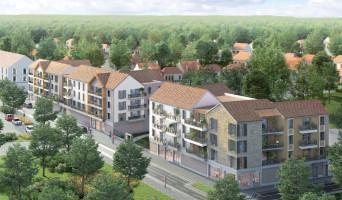 Compiègne programme immobilier neuve « Le Domaine d'Eugénie »  (2)