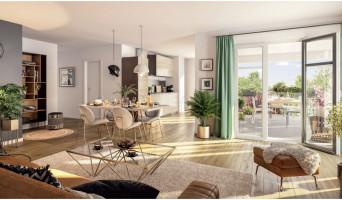 Compiègne programme immobilier neuve « Le Domaine d'Eugénie »  (3)