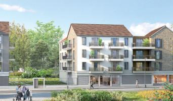 Compiègne programme immobilier neuve « Le Domaine d'Eugénie »  (4)