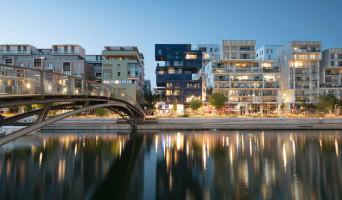 Lyon programme immobilier neuve « échO » en Loi Pinel