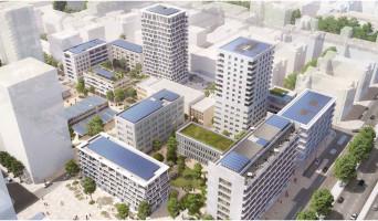 Lyon programme immobilier neuve « échO » en Loi Pinel  (2)