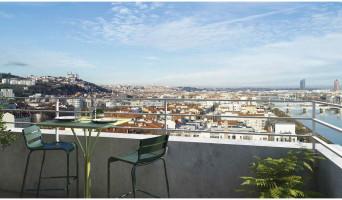 Lyon programme immobilier neuve « échO » en Loi Pinel  (3)